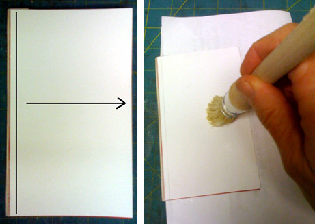 Bookbinding - cover
