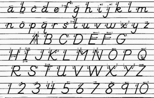 tiny handwriting green chair press blog