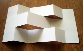 tri fold books